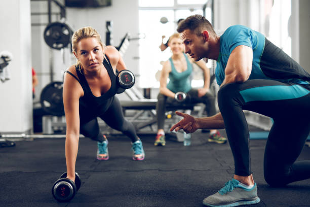 personal trainers in Crownsville